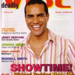 Deadly Vibe October 2002 Issue 68 – Michael Tuahine