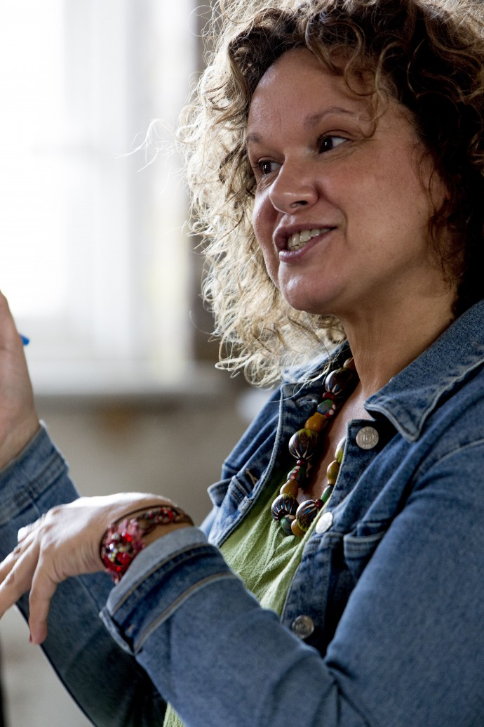 Brothers Wreck - Leah Purcell by Brett Boardman