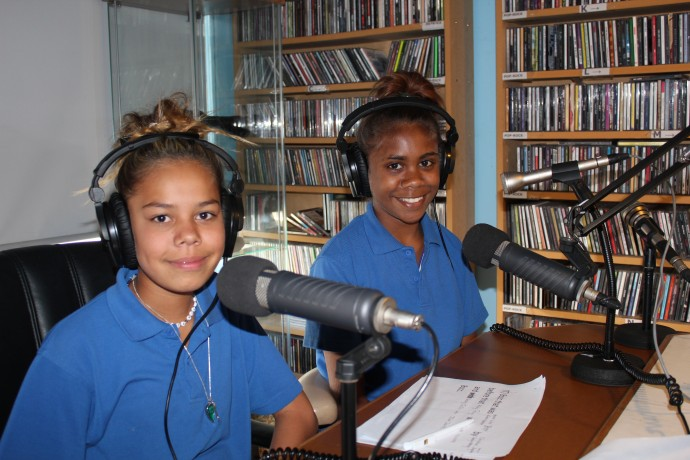 Yirara College - Radio and TV photos (2)