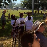 Barunga Festival: a chance for learning