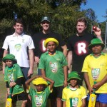 Cricketers Recognise NAIDOC Week