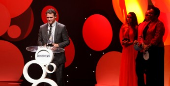 Daniel Geale 2013 Male Sportsperson of the Year - Photo Ben Symons